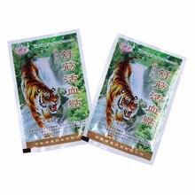48 unids 12 bolsas Ir Lejano Tratamiento Tiger Balm Yeso Parche de Alivio  del Dolor Para El Músculo Wasit Espalda Dolor en El Ho. 5a9e2f780192