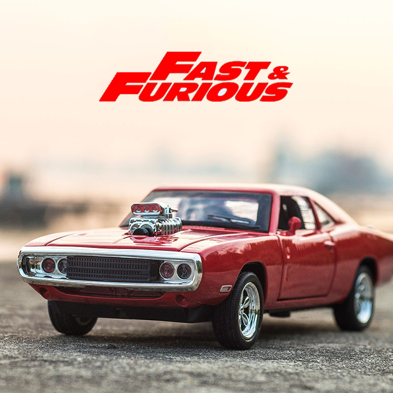 KIDAMI 1:32 Fast And Furious Alloy Car toy Pull Back Toys for children Birthday Gift hot wheels autos a escala de coleccion siku