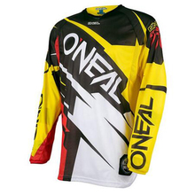 2018 Bicycle Men Riding Tops Cycling Moto Jersey MX MTB Off Road