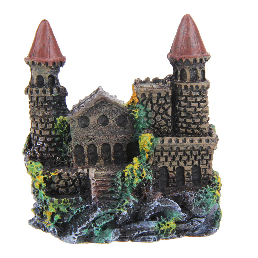 online buy wholesale fish tank castle from china fish tank castle