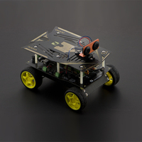 ShenzhenMaker магазин Cherokey: 4WD Arduino базовый робот строительный комплект