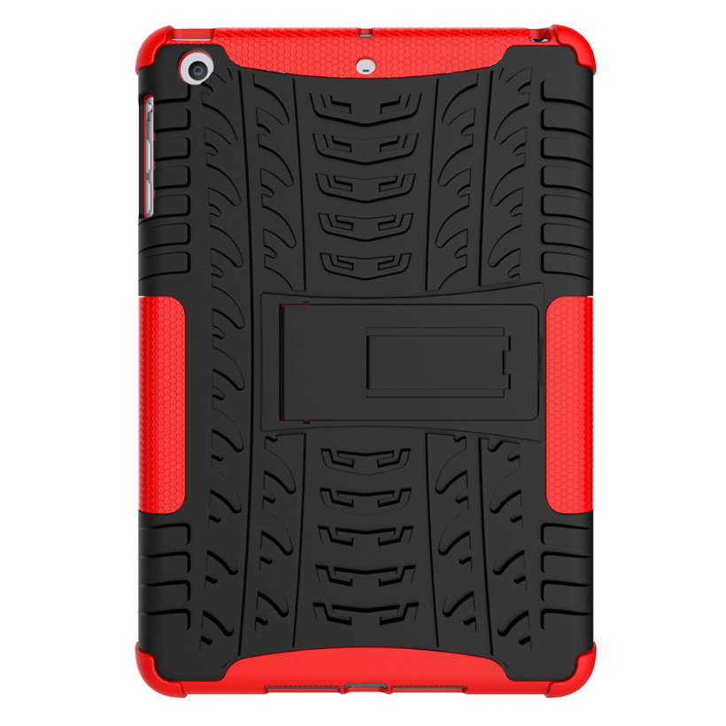 AKABEILA Tablet Case For Apple iPad Mini 1 2 3 Case Kickstand Back Tab Cover For iPad Mini1 Mini2 Mini3 Case Amor Heavy Duty Bag