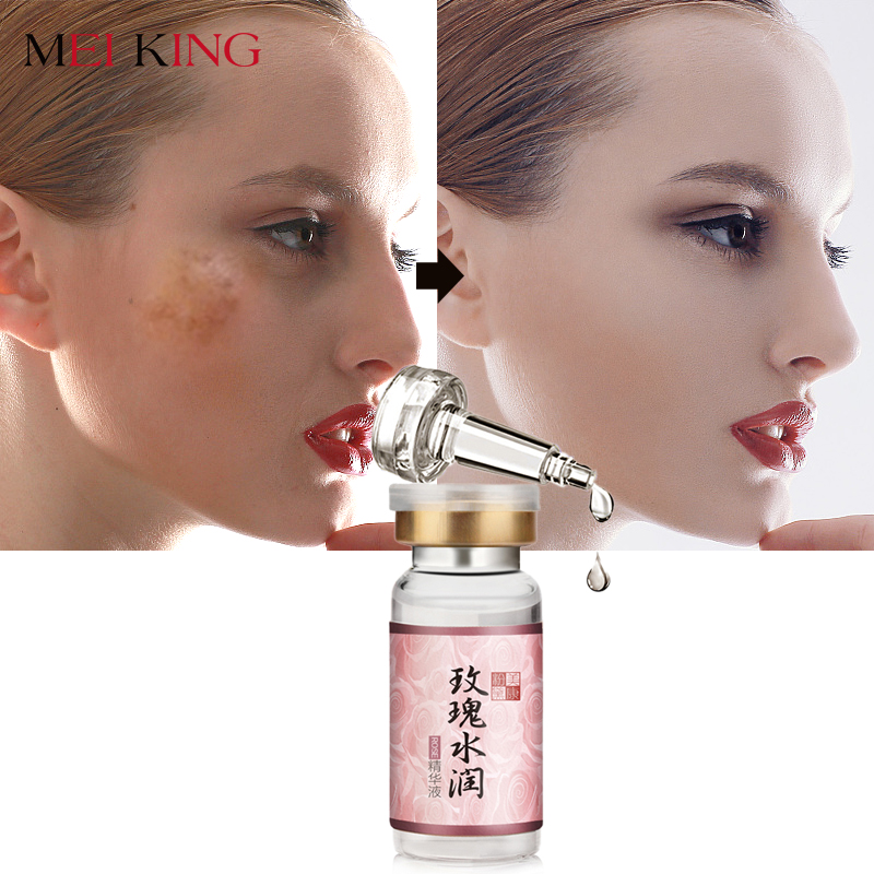 MIKKE Ansikts Cream Rose Fukt Essens Whitening Serum Fjern Acne Anti Wrinkle For Ansikts Hudpleie Blemish Facial Cream 10g