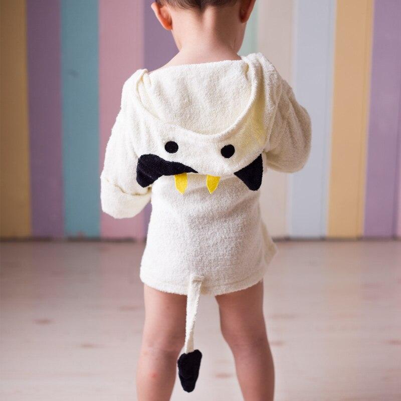 childrens-clothing-boys-girls-Robes-new-winter-spring-autumn-cartoon-baby-bathrobe-Sleepwear-Robe-winter-Pink-rabbit-bear-4