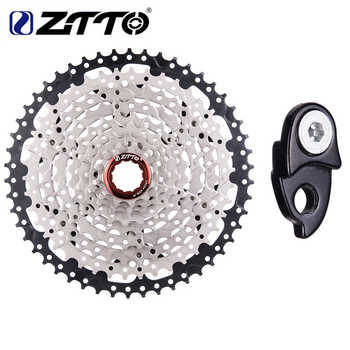ZTTO Bicycle Freewheel 9 Speed 11-50T Mountain Bike Cassettes 27s MTB Bicycle Freewheel Compatible M430 M4000 M590 Freewheel - DISCOUNT ITEM  5% OFF Sports & Entertainment