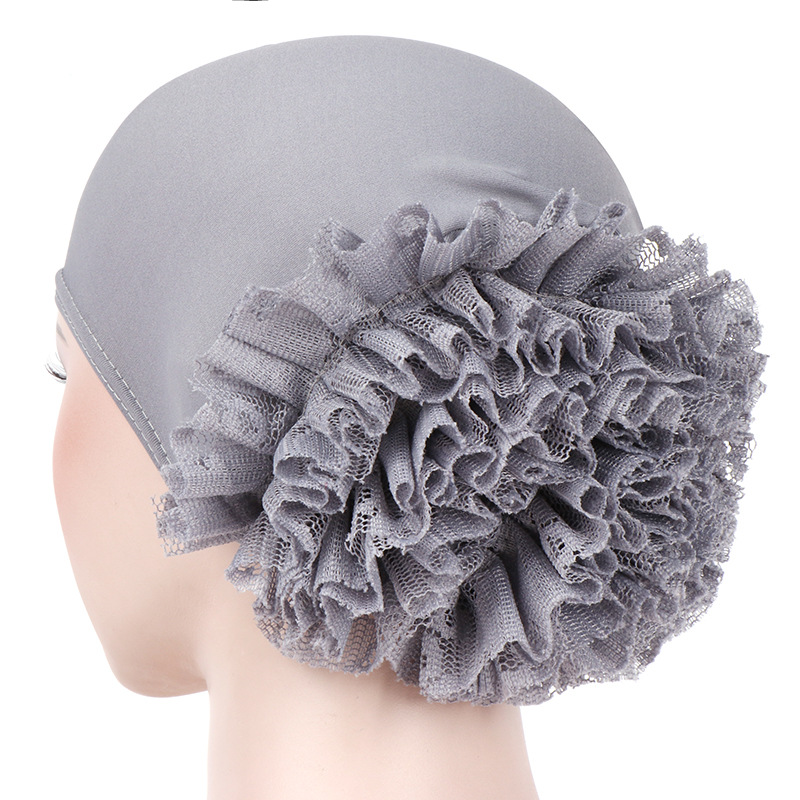 Muslim Fashion Women's Hijabs Muslim Headscarf Pile Heap Cap Women Soft Comfortable Hijab Caps Islamic Chemotherapy Hat-in Islamic Clothing from Novelty & Special Use on Aliexpress.com | Alibaba Group