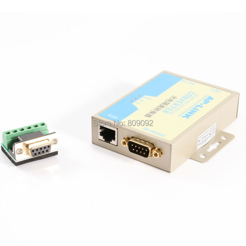 RS-232 To RS-485/RS-422/DB9 RJ-45 Data Converter Adapter Optoelectronic Isolator Converter Adapter