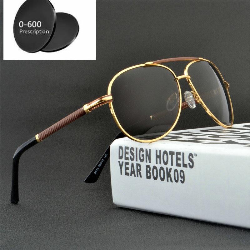 Prescription Glasses 0 to -6.0 For Myopia Men Women Polarized Mirror Lenses Sunglasses With Diopter Shortsighted Sunglasses NX 3