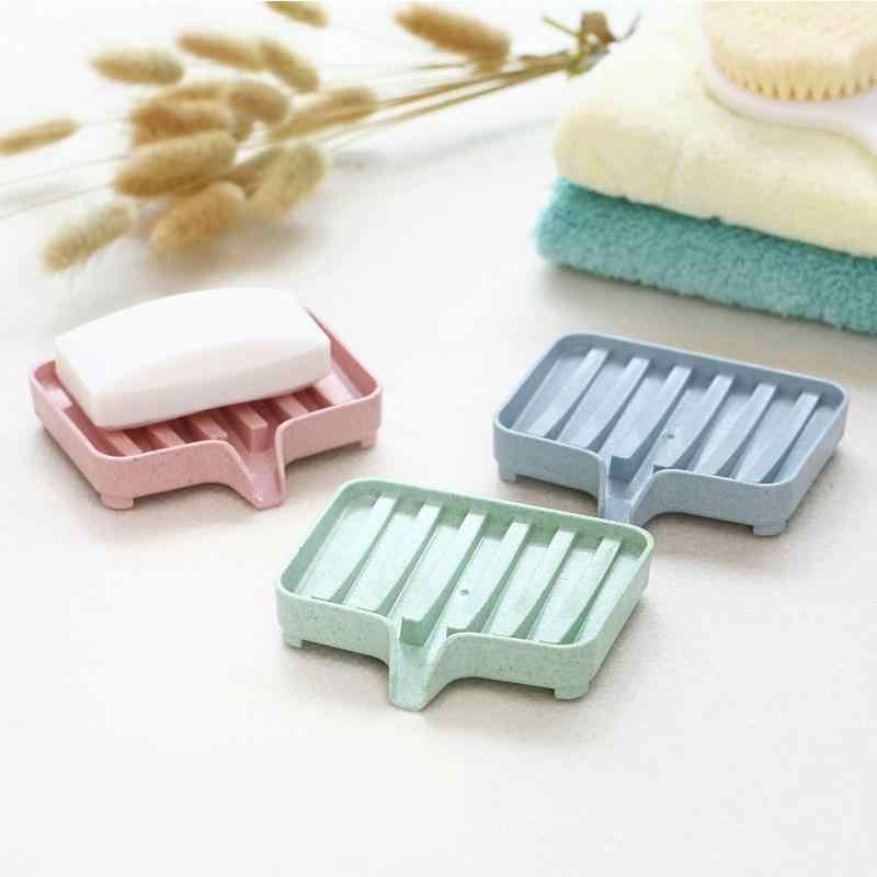 3 kolory łazienka opróżniania mydelniczka drenaż mydelniczka pudełko do przechowywania kuchnia wanna z hydromasażem gąbka kubek do przechowywania Rack mydelniczka opróżniania zestaw