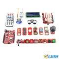 Funções Poderosas Elecrow New Atualizado Kit Avançado para Arduino DIY Kits Fabricantes de Estudo Aprender Suíte Kits com Guia Do Usuário