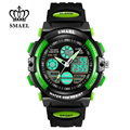 SMAEL Digital Watches Student Sports 5ATM Water Resistant Watches Light  Boys Fashion Writswatches Cartoon Quatz Watch WS0508A