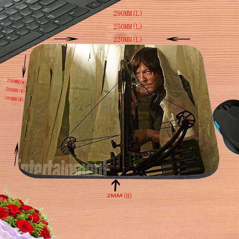 Walking Dead Season 5 New Square Customized Support Rubber Gaming - Periféricos de la computadora - foto 3
