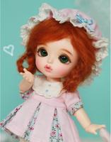 The eyes bjd / sd / doll Sophie 8 points snow white cute baby doll set