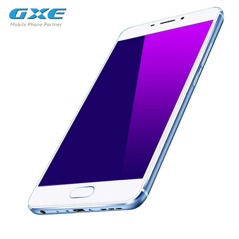 GXE 3D Curved Full Cover Screen Protector Tempered Glass for Meizu - Ανταλλακτικά και αξεσουάρ κινητών τηλεφώνων