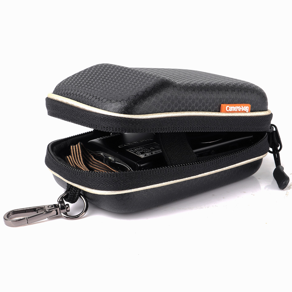Digital Camera Hard Case Bag For Sony RX100 II III IV V 2 3 4 5 HX90 HX90V HX80 HX60 HX50 HX30V HX30 HX20 HX10 WX500 W800 W830