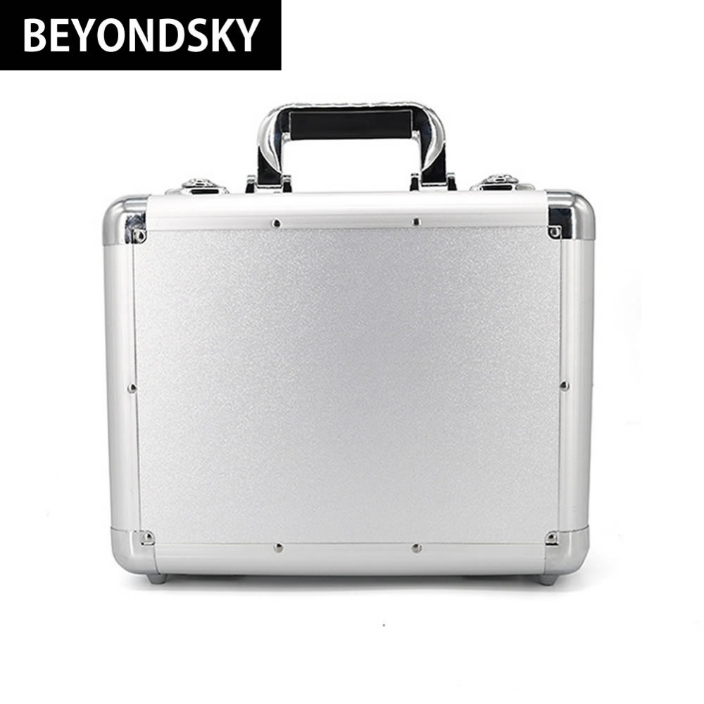 DJI Mavic Pro Drone Aluminum Box Waterproof Suitcase Luxury Durable EVA Internal Standard Protection RC Quadcopter Carrying Case