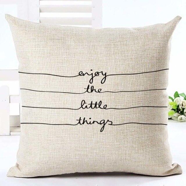 Home Linen Pillowcase Size: 45cm WT0057 Color: 4