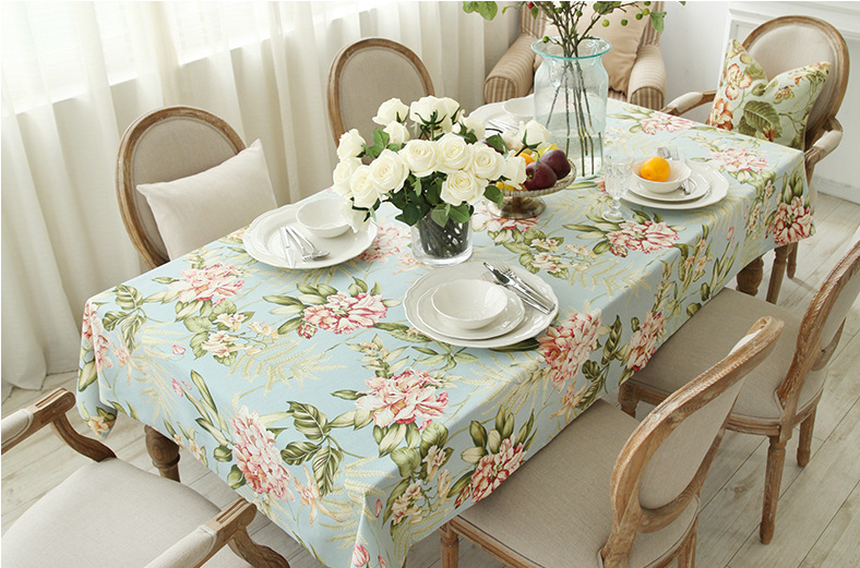 country style tablecloths