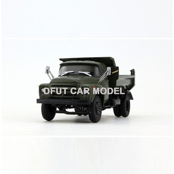 1:43 Alloy Russian Soviet Truck Dump Truck Children's Toy Car Model Original Children's Toys