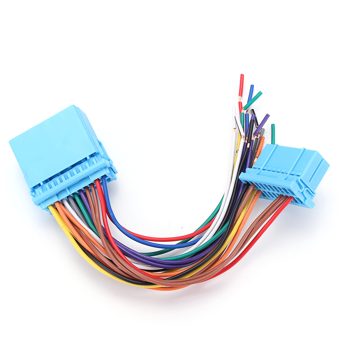 Leewa Car Audio Stereo Wiring Harness For Honda Acura Accord Civic 2003 Cl Speaker Adapter Connector Radio Plug Up