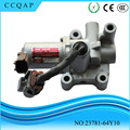 High quality and free shipping 23781-64Y10 IAC Idle Air Control Valve for NISSAN