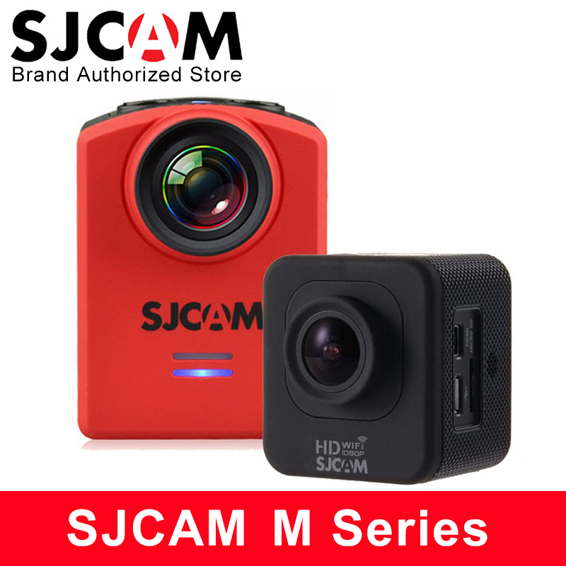 все цены на SJCAM M10 WIFI M20 Sports Action Camera Waterproof sj Cam Video Resolution Full HD 1080P Mini Sports DV 30M Underwater Outdoor онлайн