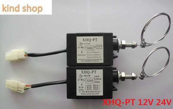 Dieselmotor stopmagneet XHQ-PT 24 V power off pull type