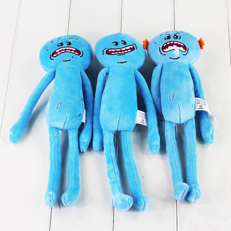 Venta al por menor 25cm Rick y Morty rellenos de peluche juguetes - Peluches y felpa - foto 3