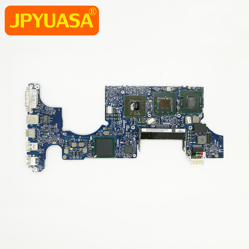 820-2132-A 661-4364 661-4958 Motherboard Logic Board For MacBook Pro A1229 2.4GHz T7700 MA897LL/A 2007 for macbook pro 17 a1229 motherboard logic board 820 2132 a 661 4958 2 4ghz t7700 ma897ll a 2007