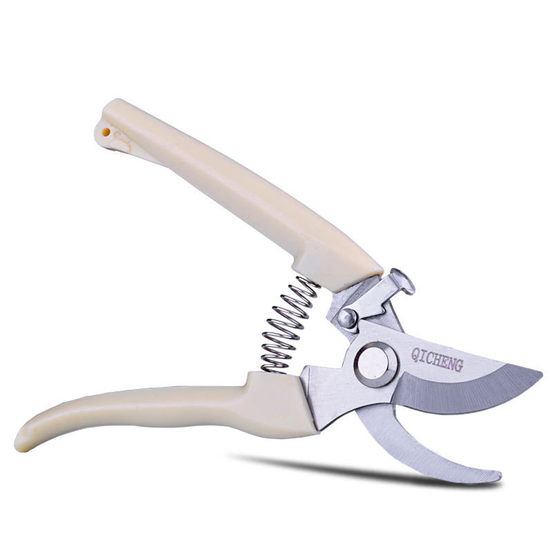 High Quality Anti-slip Gardening Pruning Shear Scissor Stainless Steel Cutting Tools Set Pruner Tree Cutter Home Tools NEW