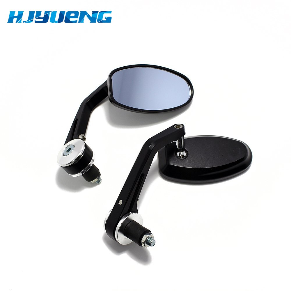 Motorcycle Parts Accessories Rearview Mirror Electric Vehicle Modified Parts Back Mirror Vehicle Handlebars Reflector in Ornaments from Automobiles Motorcycles