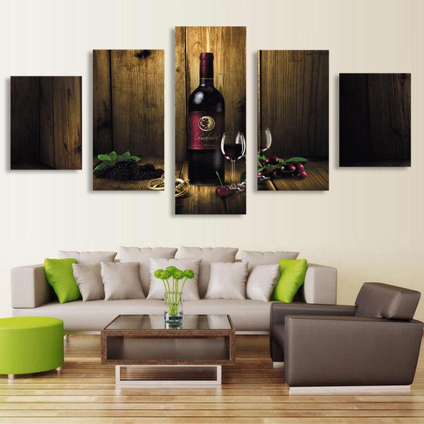 unids hd impresin de la lona pintura del arte de imgenes pared pictures for living room decoracin del hogar modernos