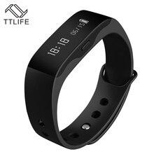 TTLIFE IP67 Водонепроницаемый Bluetooth Smart часы вызова сообщение напоминание умный Браслет Шагомер спальный монитор браслет часы