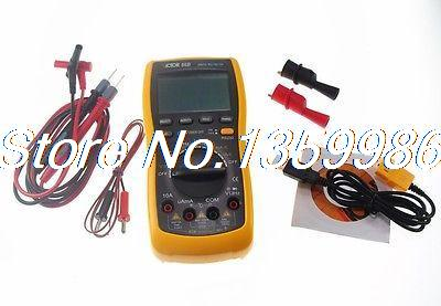 Plastic Shell Ohmmeter AC DC Testing VICTOR 86B 3 3/4 Digital Multimeter victor digital multimeter vc9804a  3 4