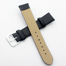 цены 2 Set 8-22MM Width PU Leather Watch Strap Band Watchband Watch Accessories KNG88
