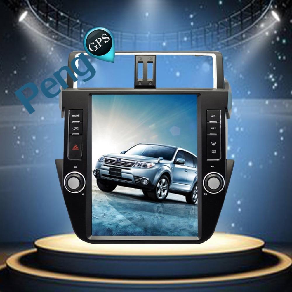 For Toyota Land Cruiser Prado 2015 2016 RCA & Original Screen ...