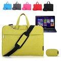 Для Asus EeeBook X205TA X202E 11.6 '' ноутбук ноутбук сумка мягкий молнии защитный чехол портфель