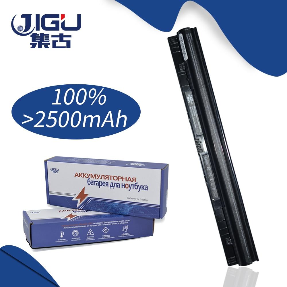 JIGU 4Cells L12L4E01 L12S4E01 Laptop Battery For Lenovo G400s G405s G500s G505s S410p L12M4E01 G510s S410p G410s 14.8V new original l12l4e01 laptop battery for lenovo g400s g405s g410s g500s g505s g510s s410p s510p z710 l12s4a02 l12m4e01 l12s4e01