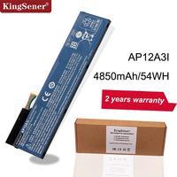 11.1V 4850mAh KingSener New Battery AP12A3i For Acer Iconia W700 Aspire Timeline Ultra U M3 581TG M5 481TG AP12A3i AP12A4i 54WH