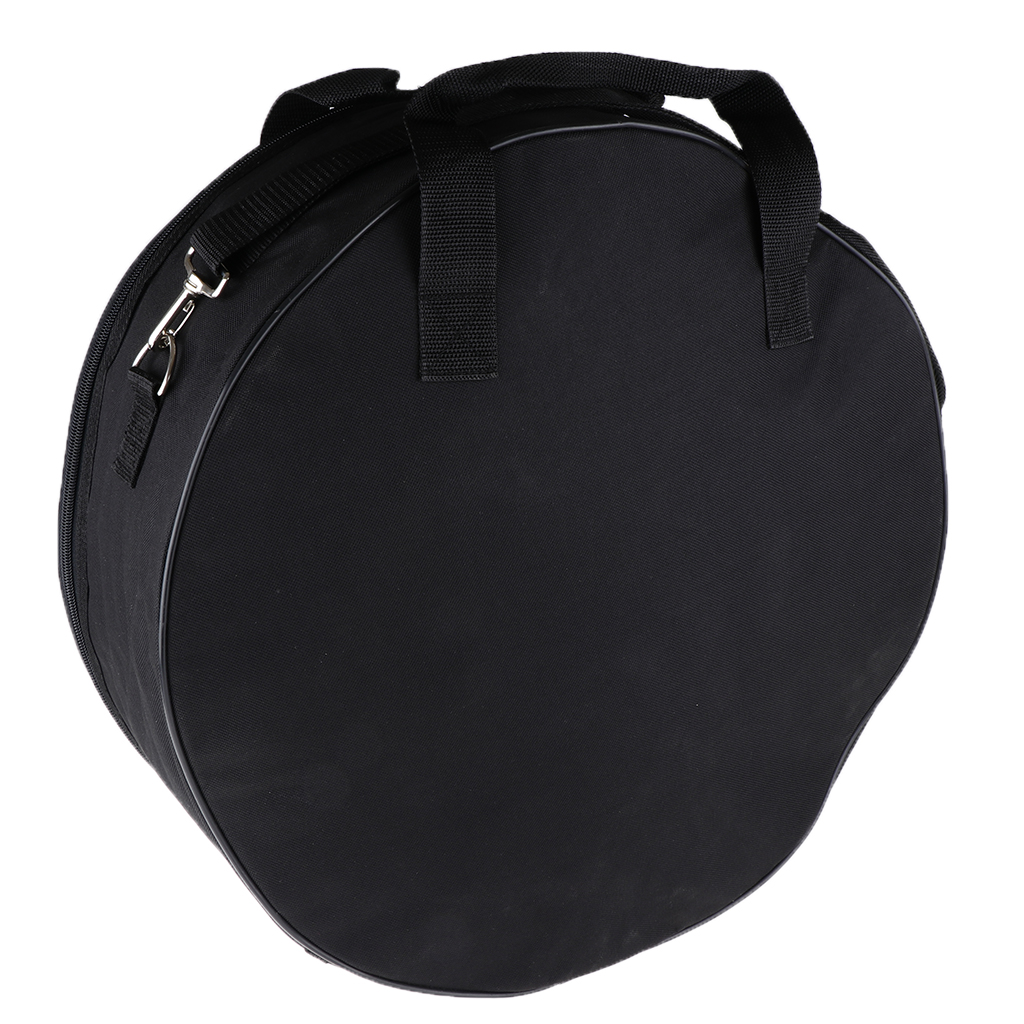 Percussion Snare Drum Bag With Singer Shoulder Strap And Handle For 14 Inch Drum