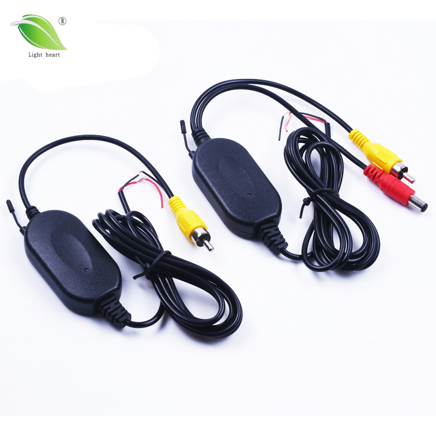 New 2.4G WIRELESS Module adapter 2.4G wireless receiver for Car Monitor back up Reverse Rear View Camera wireless transmitter