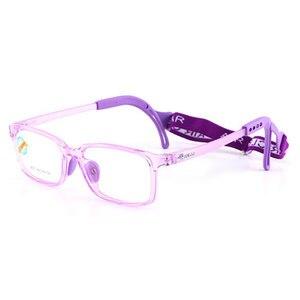Image 5 - 8537 çocuk gözlük çerçevesi erkek ve kız çocuklar için gözlük çerçeve esnek kaliteli gözlük koruma ve görüş düzeltme