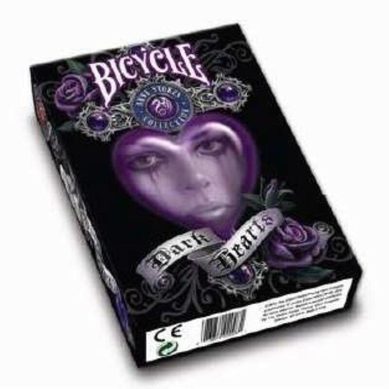 Bicycle Anne stokes V2 magic tricks magic props