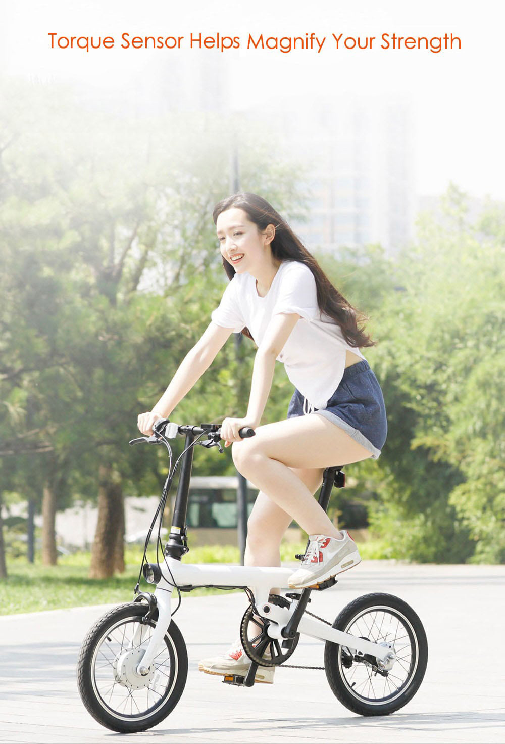 HTB1P78slcIrBKNjSZK9q6ygoVXaf - 16inch Origina XIAOMI electrical bike Qicycle EF1 Mini electrical Ebike good folding  bike lithium battery mijia  CITY EBIKE