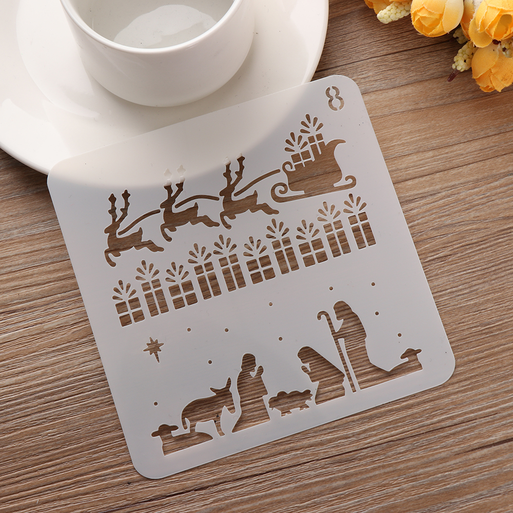 Buy stencils for walls and get free shipping on aliexpress amipublicfo Image collections