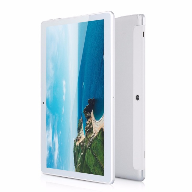 Excelvan 3G Phablet 1280*800 Android 4.4 MTK6582 Quad Core 1GB+16GB WiFi  Dual Camera G-sensor GPS OTG FM 10.1 inch Tablet PC