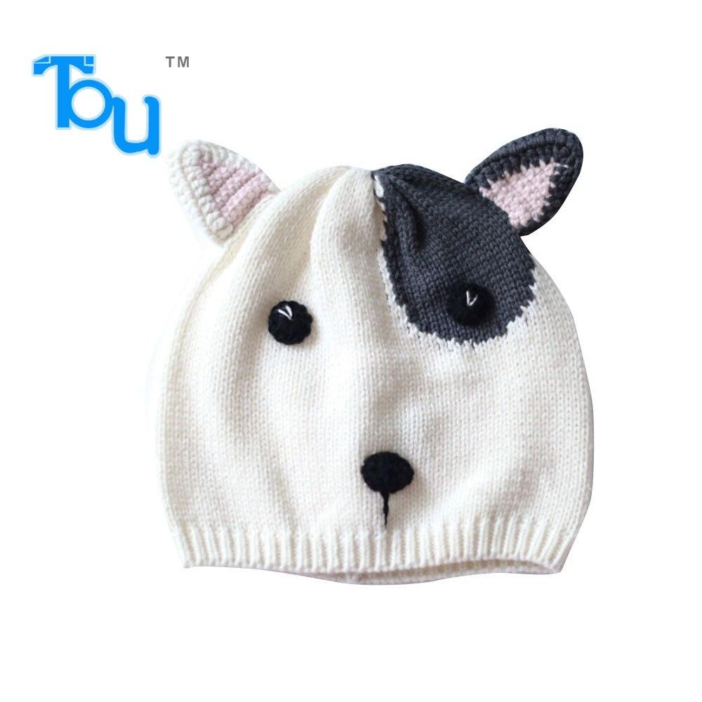 Tou nuevo estilo bebé del invierno/otoño sombreros modelo animal Cap ...