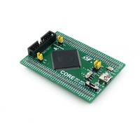 Waveshare Core407I STM32F407IGT6 STM32F407 STM32 זרוע Cortex-M4 פיתוח ליבת לוח עם מלא IOs