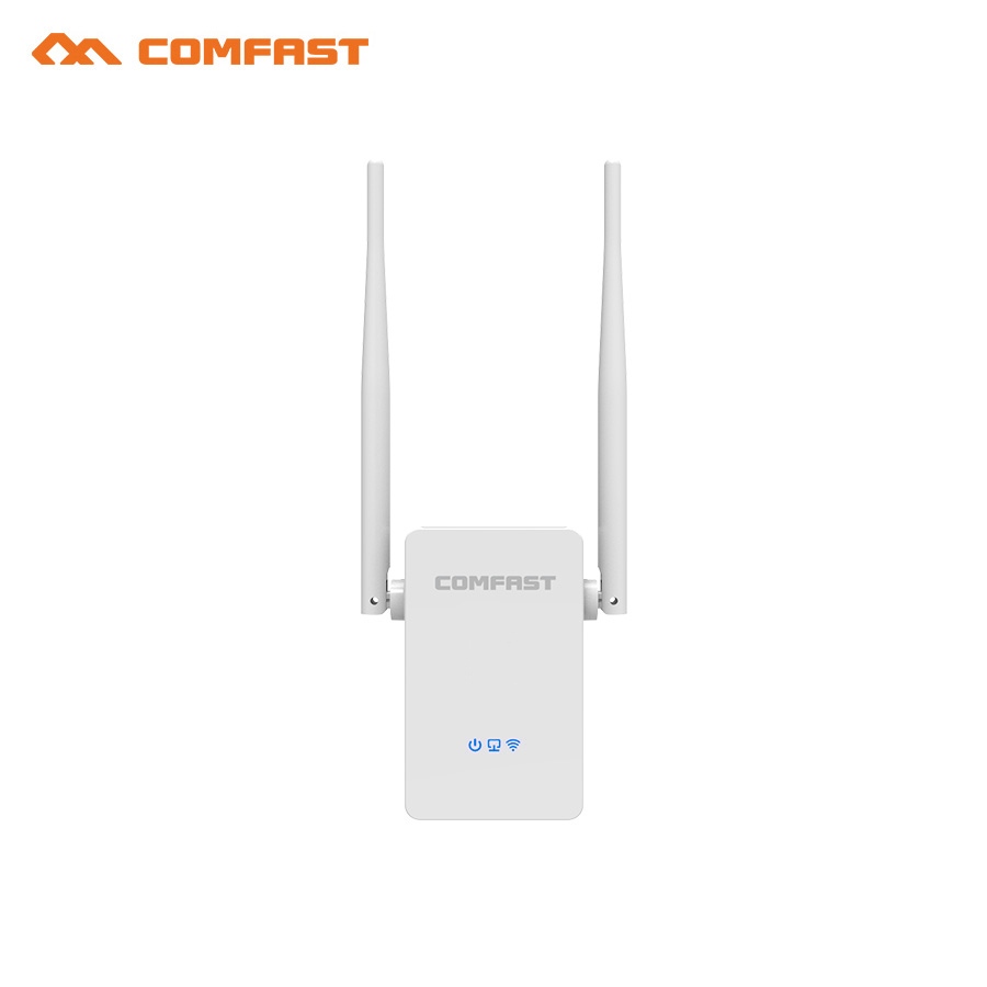 Powerful 10dbi Antenna Wireless WIFI Repeater Range Extender Signal Amplifier 802 11N B G 300Mbps Wi
