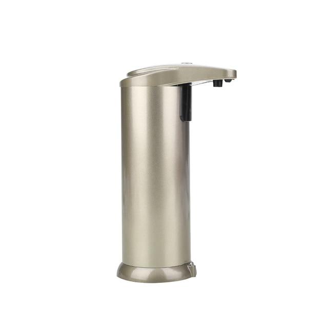Seifenspender Automatische Sensor Edelstahl Küche Badezimmer Wand